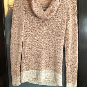 Michael Stars deep scoop sweater